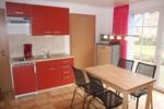Küche, Wohnung 4 Personen, Ferienwohnung Ines Pruchten